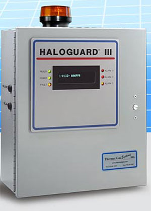 Refrigerant Monitors Haloguard Iii Thermal Gas Systems